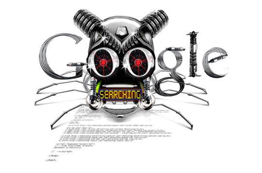 google bot robot search