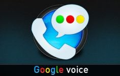 Logo de google voice