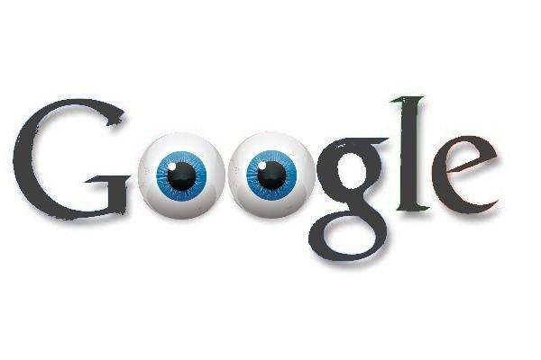 logo de google con ojitos