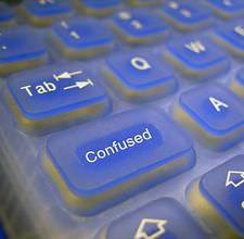 teclas de computadora