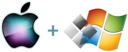 logo de mac y windows