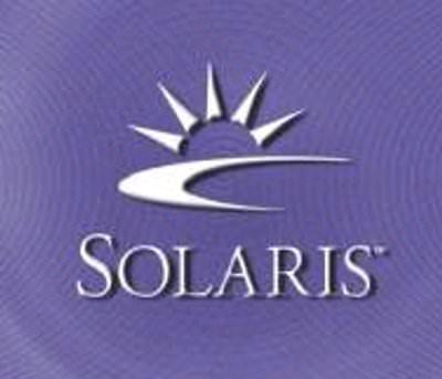 logo de solaris 8