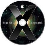 logo de mac leopard