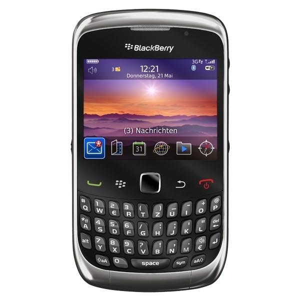 teléfono celular de blackberry
