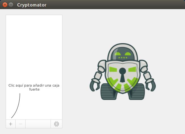 Cryptomator para cifrar su Dropbox